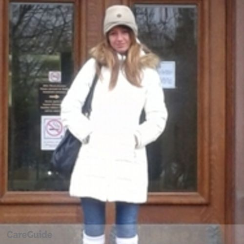 Canadian Nanny Provider Samia Ouazar's Profile Picture