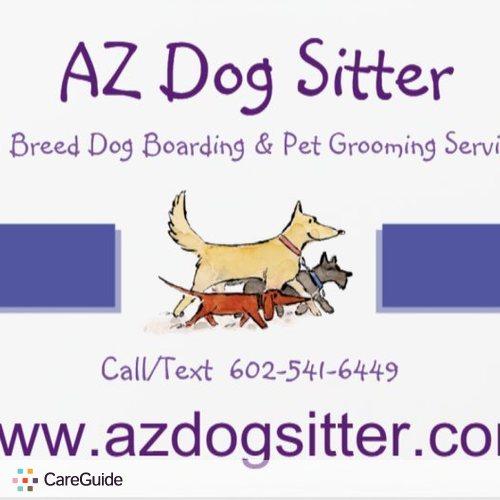 Pet Care Provider Az Dog Sitter .Com's Profile Picture