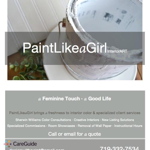 Painter Provider Laura Araujo's Profile Picture
