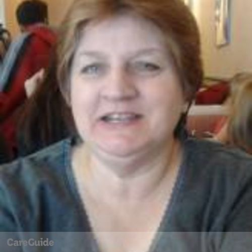 Canadian Nanny Provider Donna O's Profile Picture