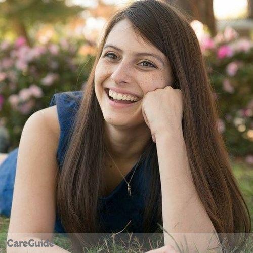 Child Care Provider Hallie Ortiz's Profile Picture