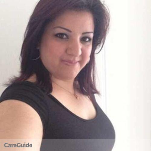 Canadian Nanny Provider Rania McNaughton's Profile Picture
