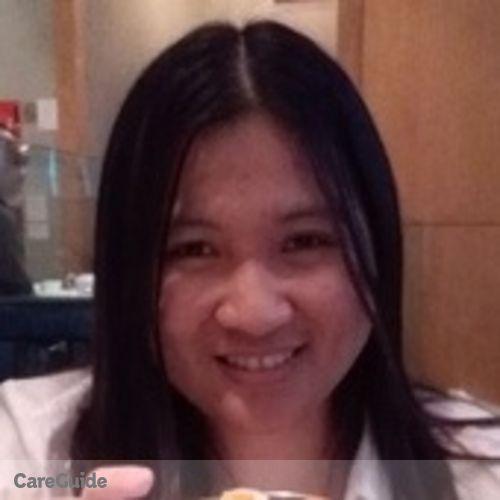 Canadian Nanny Provider Rhea Saludares's Profile Picture