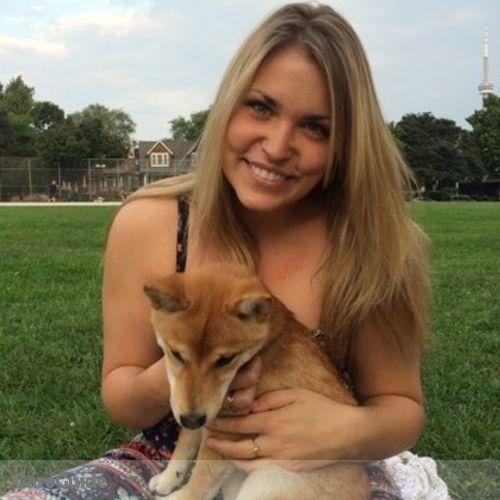 Canadian Nanny Provider Emily Bonduro's Profile Picture