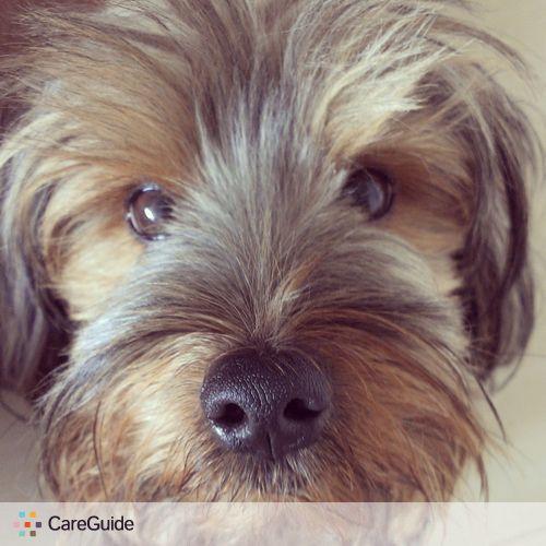 Pet Care Provider Karina Florencio's Profile Picture