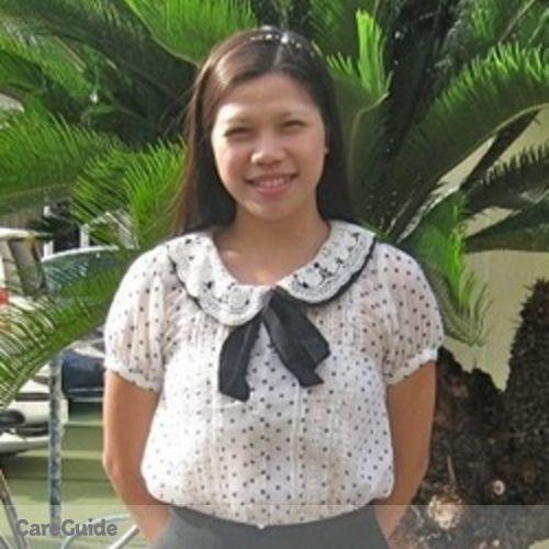 Canadian Nanny Provider Bai Jasmine L's Profile Picture