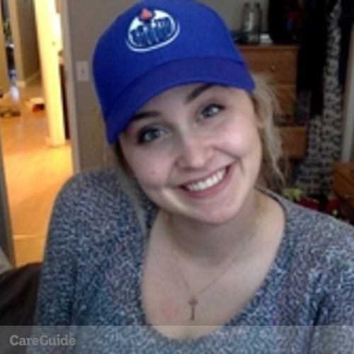Canadian Nanny Provider Emily Sideritsch's Profile Picture