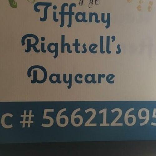 Child Care Provider Tiffany R's Profile Picture