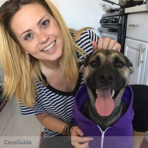 Pet Care Job Jordan Pack's Profile Picture