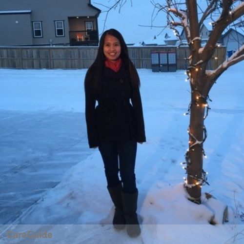 Canadian Nanny Provider Noemi Maruquin's Profile Picture