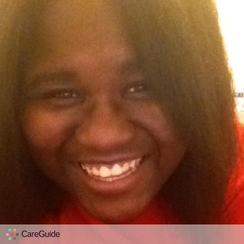 Pet Care Provider Aiesha J's Profile Picture
