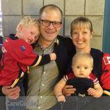 Family in Calgary