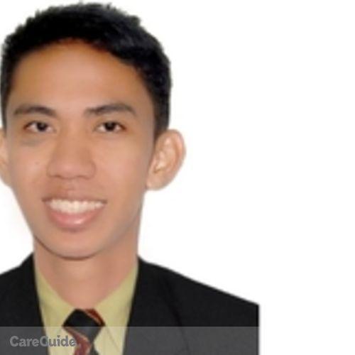 Canadian Nanny Provider Kevin Uranza's Profile Picture
