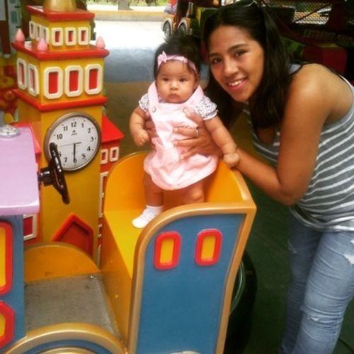 Canadian Nanny Provider Mayra Elizabet Vilela Romero's Profile Picture