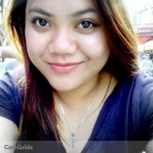 Canadian Nanny Provider Cherry Mae Condes's Profile Picture
