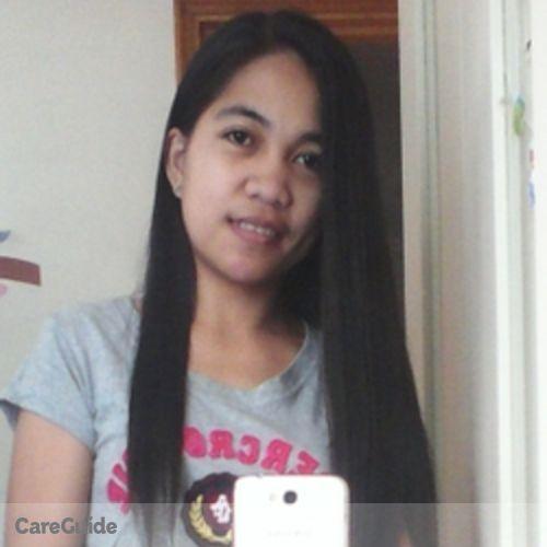 Canadian Nanny Provider Eunice Cativo's Profile Picture
