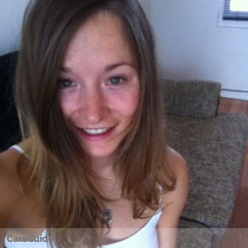Canadian Nanny Provider Kristen 's Profile Picture
