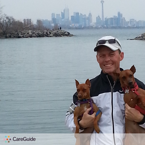 Pet Care Provider Dan M's Profile Picture