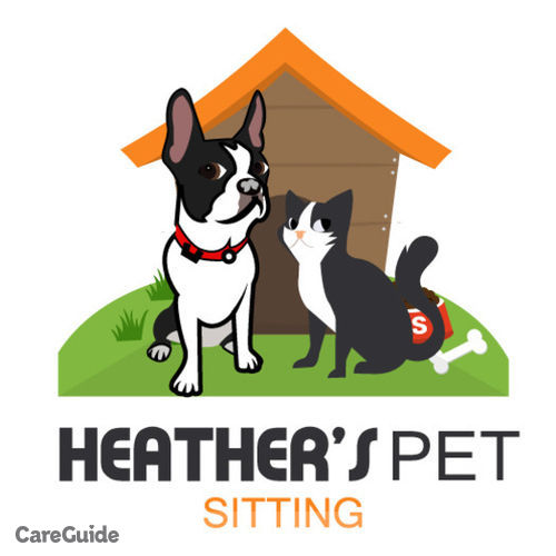 Pet Care Provider Heather Stalling's Profile Picture
