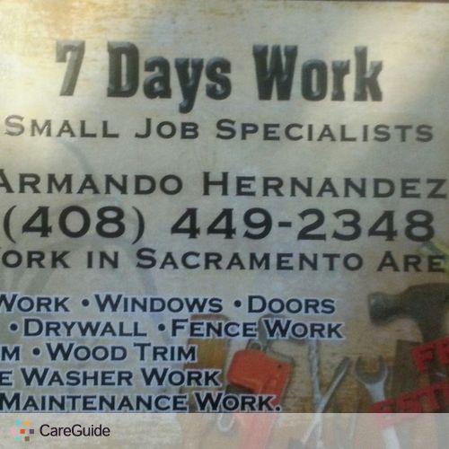 Handyman Provider Armando Hernandez's Profile Picture