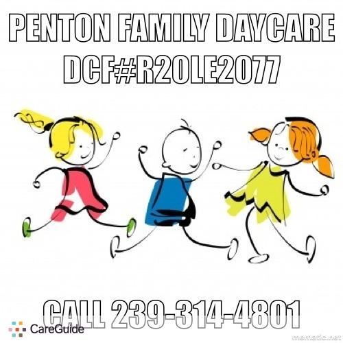 Child Care Provider Leticia Penton's Profile Picture