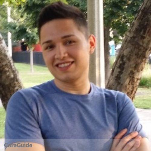 Pet Care Provider Jonas G's Profile Picture