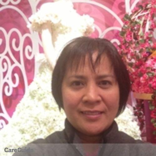 Canadian Nanny Provider Aurora Sanchez's Profile Picture