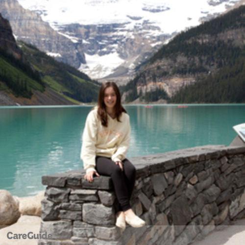 Canadian Nanny Provider Alynna S's Profile Picture
