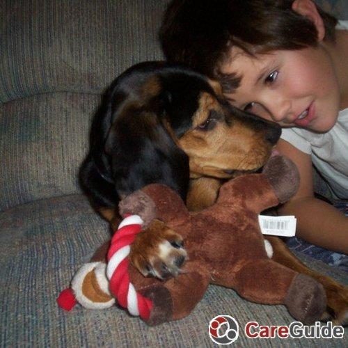 Pet Care Provider Cindi Chute's Profile Picture