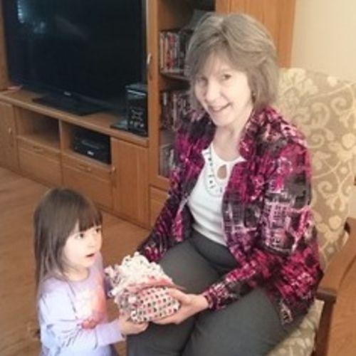 Canadian Nanny Provider Joanne Straub's Profile Picture