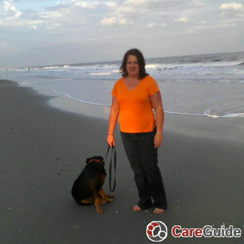Pet Care Provider Emily  Jackson's Profile Picture
