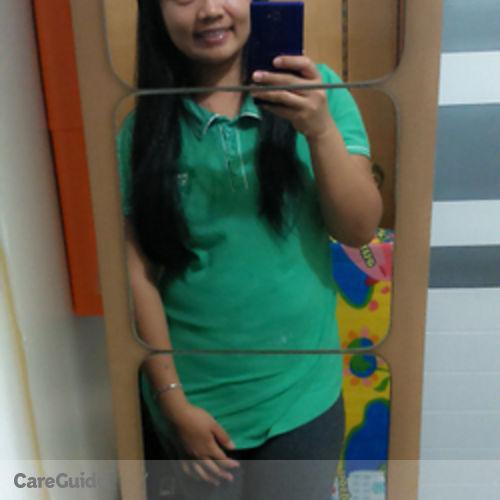 Canadian Nanny Provider Maria Karinah Clarissa Camungao's Profile Picture