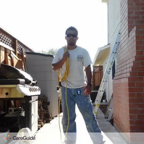 Painter Provider Isidro V's Profile Picture