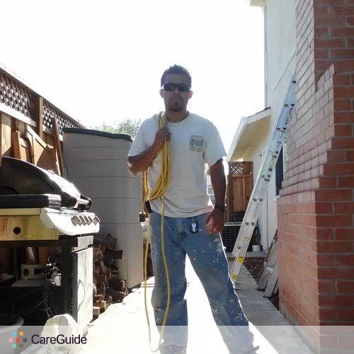 Painter Provider Isidro Velasquez's Profile Picture