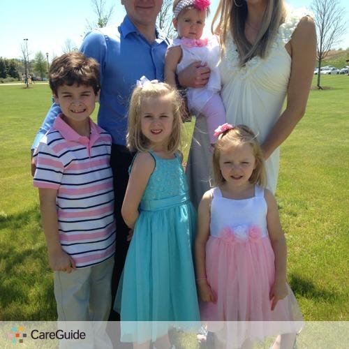 Child Care Job Anna Greguol's Profile Picture
