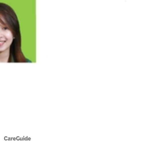 Canadian Nanny Provider Kimberly Llandino's Profile Picture