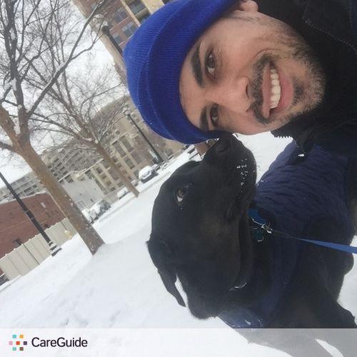 Pet Care Provider Cristhian Fernandez's Profile Picture
