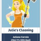 For Hire: Julie's House Keeper in Charlotte, North Carolina. I'm here to make your home fresh and clean.