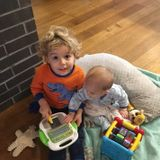 Two loving boys looking for a nanny in Vancouver for April. Ages 3 and will be 1 (on May 3).
