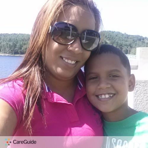 Child Care Job Damaris Garcia's Profile Picture