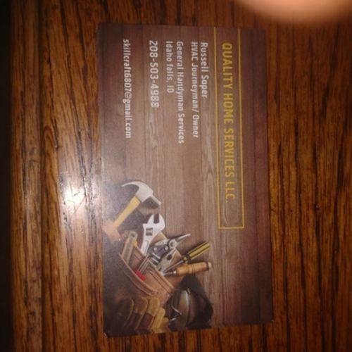 Handyman Provider Russell Soper's Profile Picture