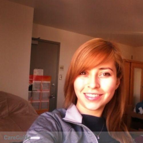 Canadian Nanny Provider Alejandra Lopez's Profile Picture