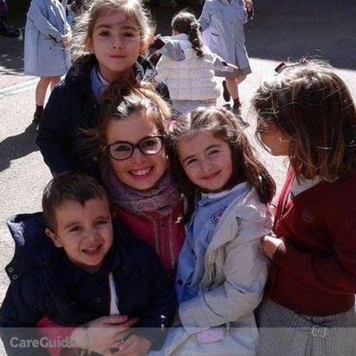 Canadian Nanny Provider Claudia Lanuza Brocate's Profile Picture