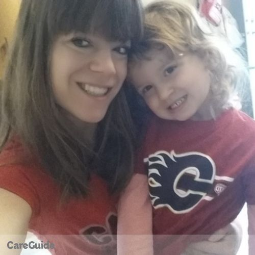 Canadian Nanny Provider Katy May's Profile Picture