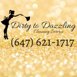Dirty to Dazzling home Cleaning Service
