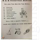 Handyman in Baltimore