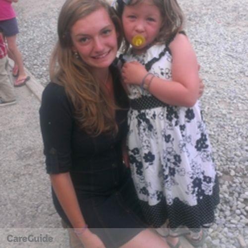 Canadian Nanny Provider Kristine Lalonde's Profile Picture