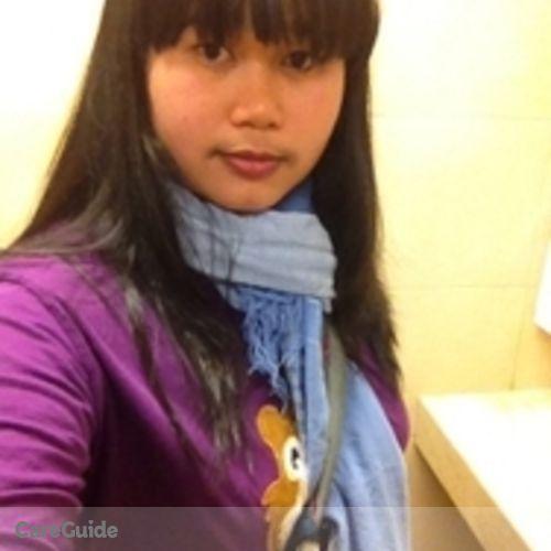 Canadian Nanny Provider Diana Suswita's Profile Picture