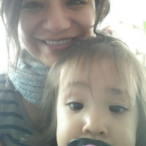 Canadian Nanny Provider Violeta Lujan's Profile Picture