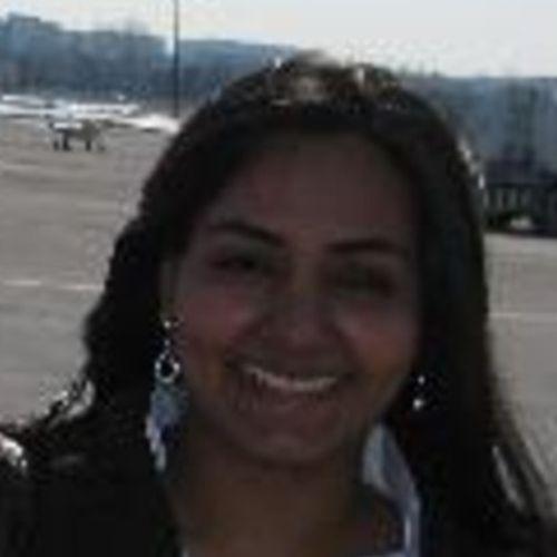 Canadian Nanny Job Nikhila A's Profile Picture